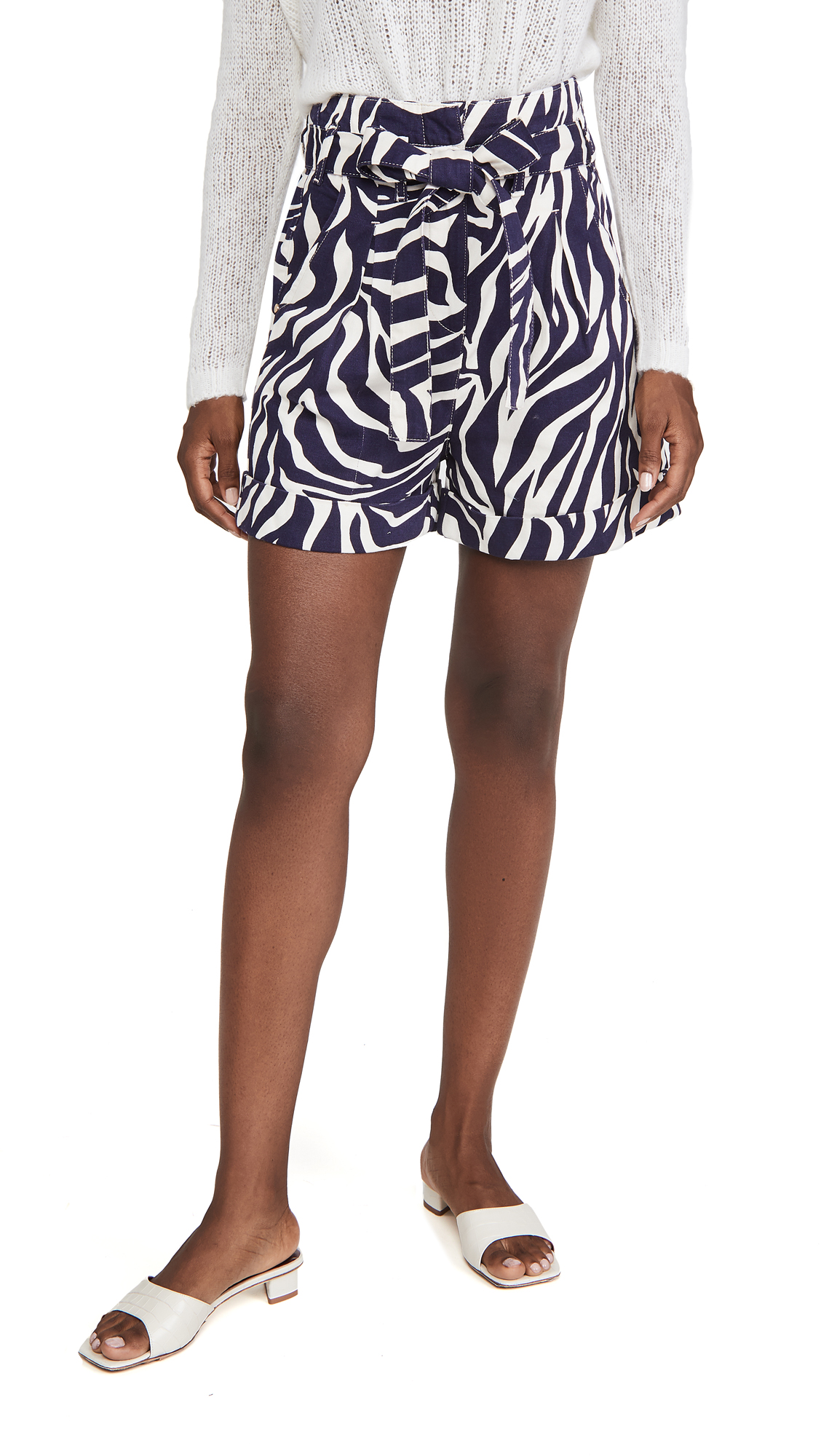 Essentiel Antwerp Winnie High Rise Shorts