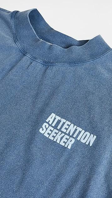 Essentiel Antwerp Write 超大 T 恤