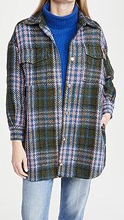 Essentiel Antwerp Wecho 衬衫式夹克