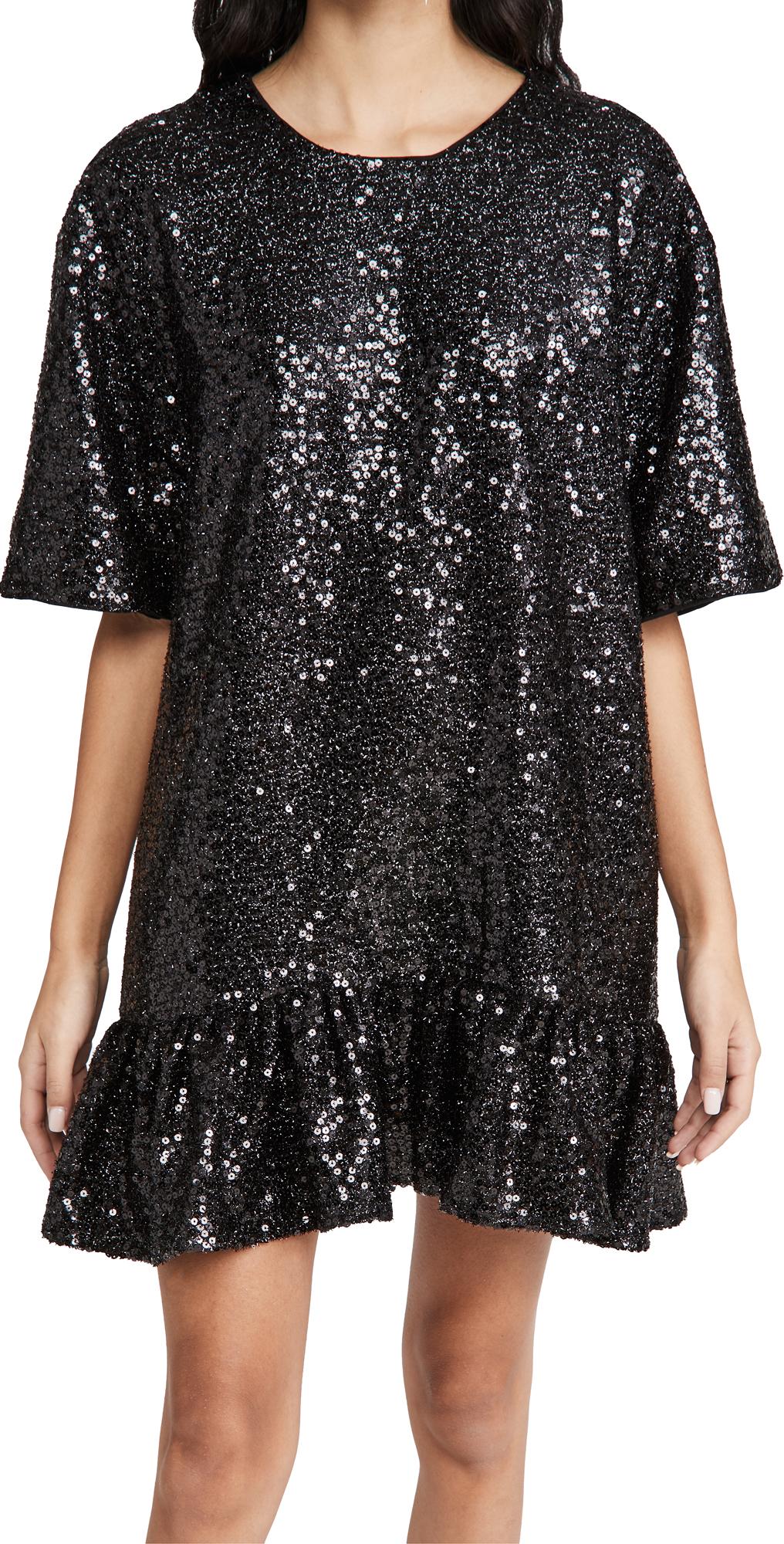 Essentiel Antwerp Zonderling Sequin Dress