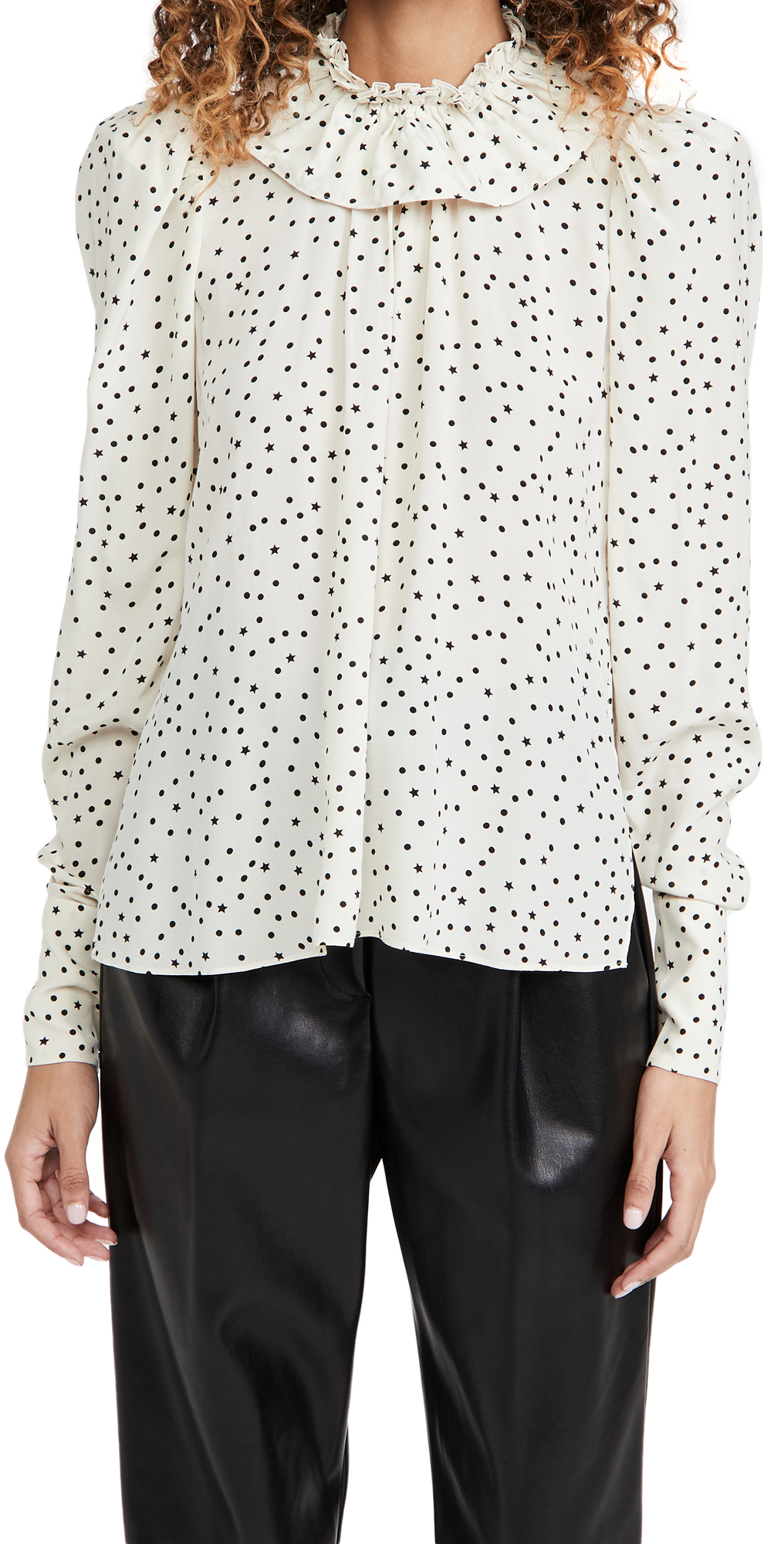 Essentiel Antwerp Zeyboard Top with Extra Collar