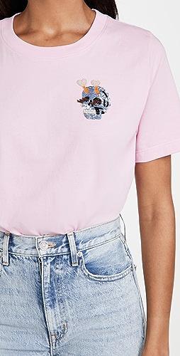 Essentiel Antwerp - Ziland T-Shirt with Embo
