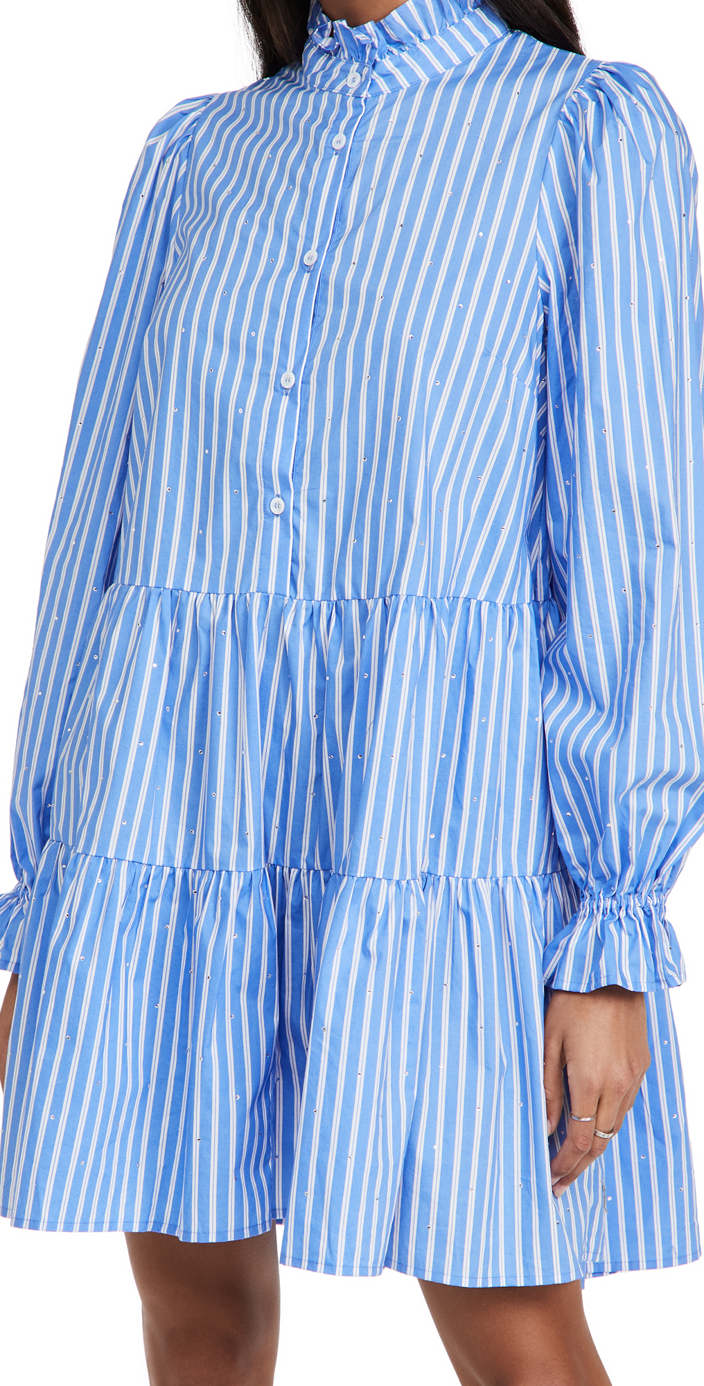Essentiel Antwerp Zinga Cotton Dress