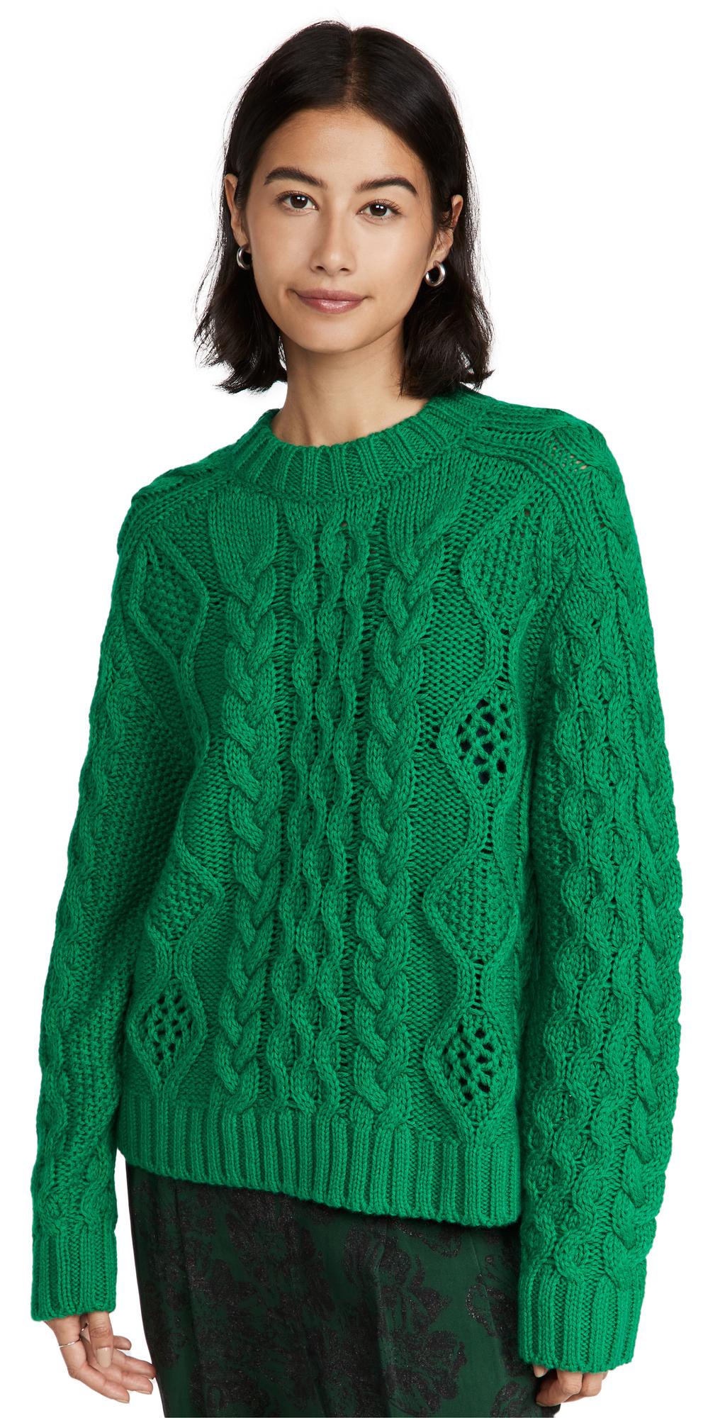 Agatti Cable Stitch Sweater
