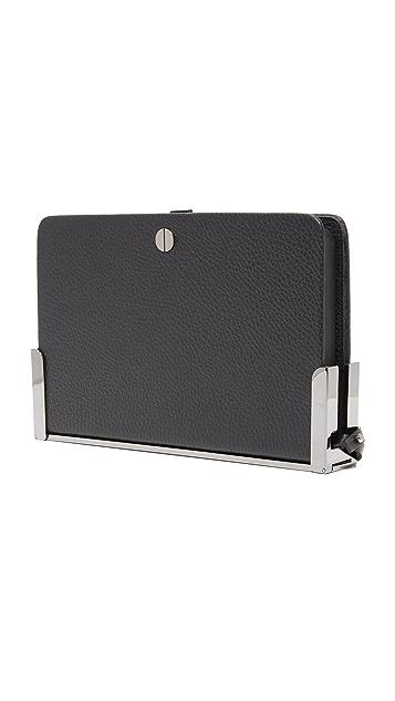 Estemporanea Large Diary Clutch