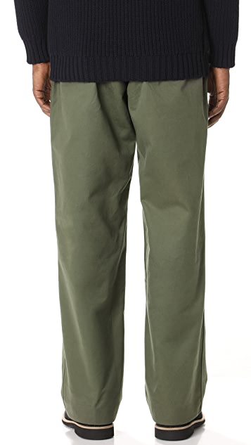 E. Tautz Core Field Trousers