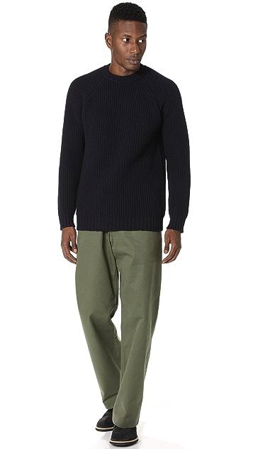 E. Tautz Core Field Trousers