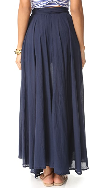 Emerson Thorpe Dakota Maxi Skirt