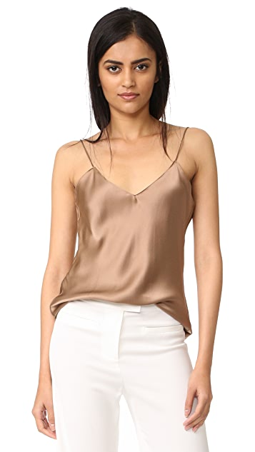 Emerson Thorpe Fiora Silk Cami Top