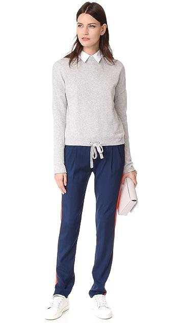 Emerson Thorpe Logan Silk Track Pants