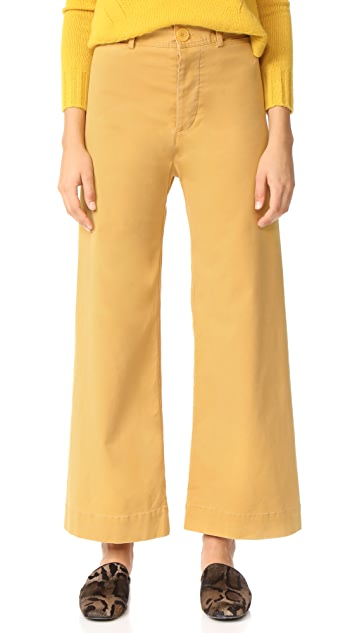 Emerson Thorpe Ryan High Waisted Pants