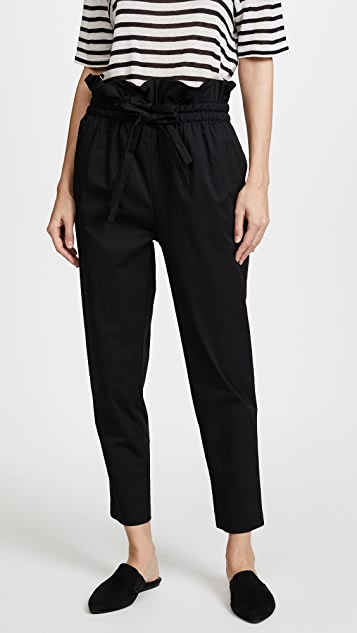 Emerson Thorpe Heidi Paper Bag Pants