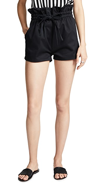Emerson Thorpe Naja Paper Bag Shorts
