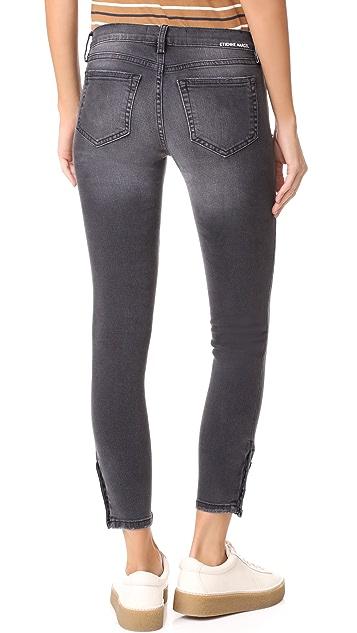 Etienne Marcel Stella HW Ankle Skinny Jeans