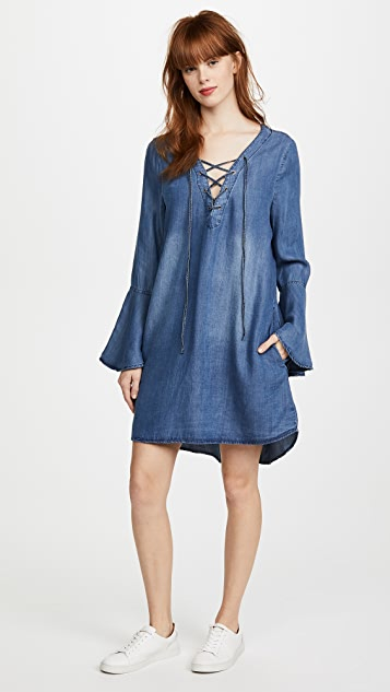Etienne Marcel Denim Tunic Dress