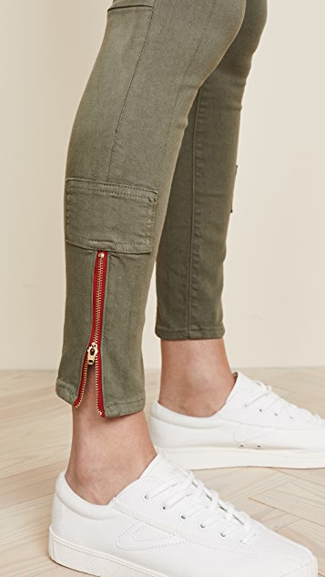 Etienne Marcel Military Stretch Jeans