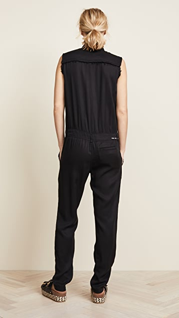 Etienne Marcel Sleeveless Jumpsuit