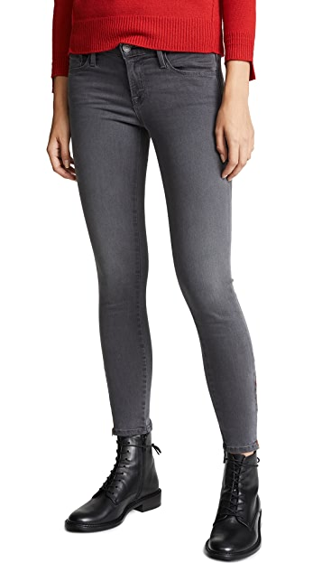 Etienne Marcel Signature Skinny Jeans with Zips