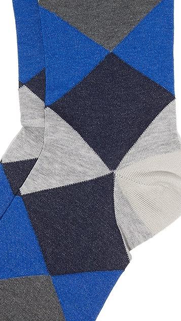 Etiquette Harlequin Socks
