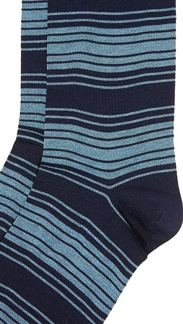 Etiquette Tokyo Stripe Socks