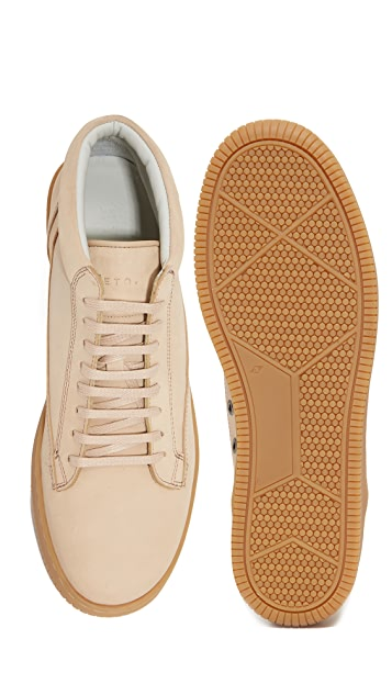 ETQ Mid 1 Cappuchino Sneakers