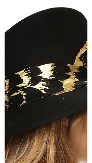 Eugenia Kim Bianca Brim Hat