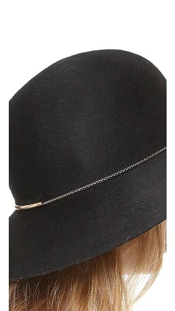 Eugenia Kim Blake Brim Hat