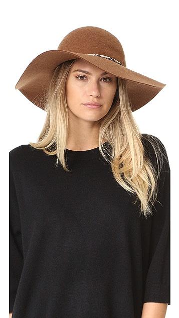 Eugenia Kim Genie Lana Brim Hat