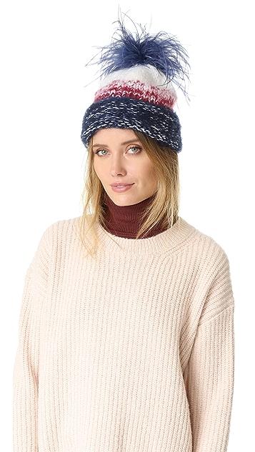 Eugenia Kim Tallulah Pom Hat