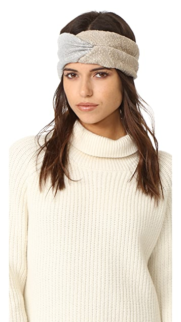 Eugenia Kim Aura Turban Headband