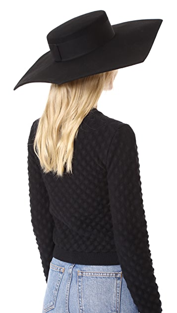 Eugenia Kim Atlas Hat