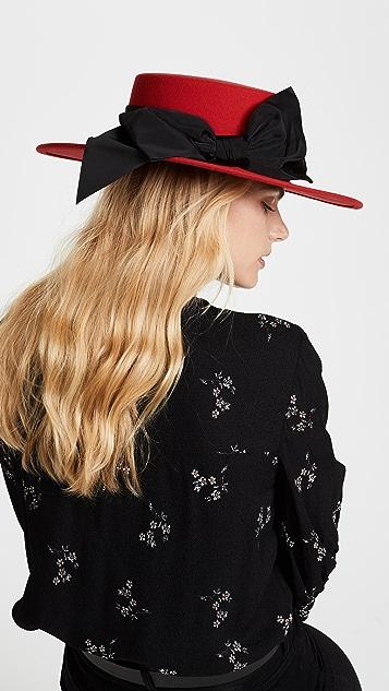 Eugenia Kim Agata Hat