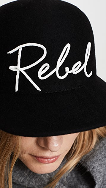 Eugenia Kim Bo Rebel Baseball Cap