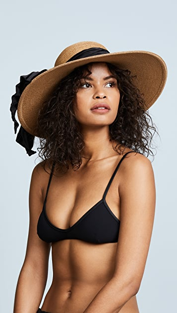 Eugenia Kim Honey Wide Brim Hat