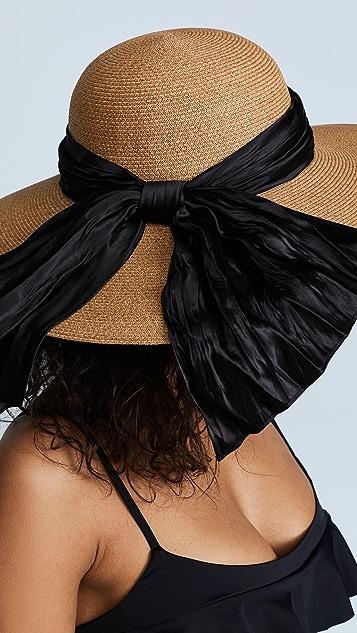Eugenia Kim Honey Wide Brim Hat