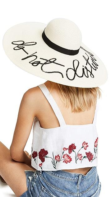 Eugenia Kim Sunny Do Not Disturb Sun Hat