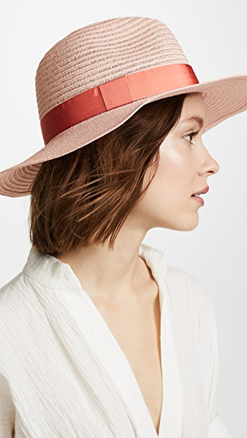 Eugenia Kim Courtney Packable Fedora Hat