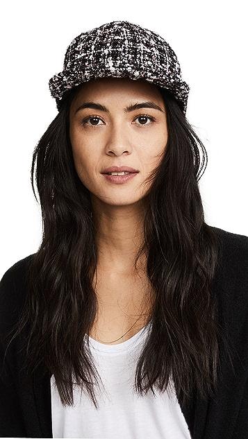 Eugenia Kim Darien Flat Brim Baseball Cap