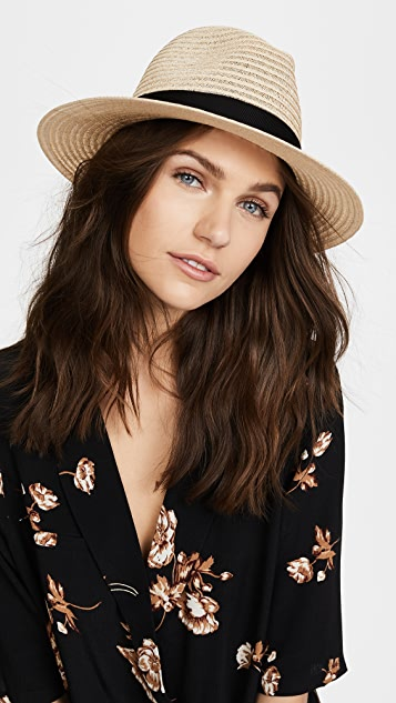Eugenia Kim Lillian Packable Fedora