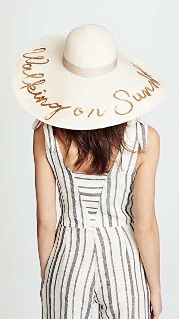 Eugenia Kim Sunny Walking on Sunshine Hat