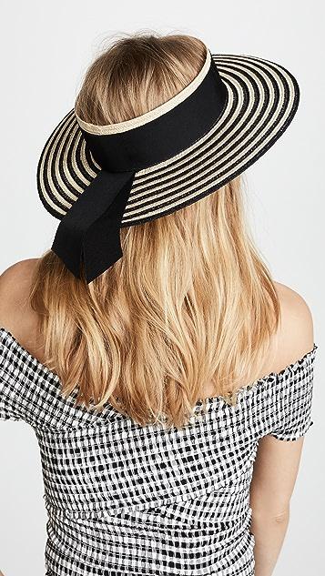 Eugenia Kim Lettie Visor Hat