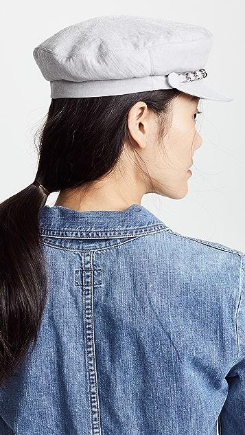 Eugenia Kim Marina Newsboy Hat