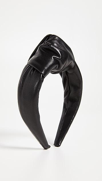 Eugenia Kim Maryn Leather Headband