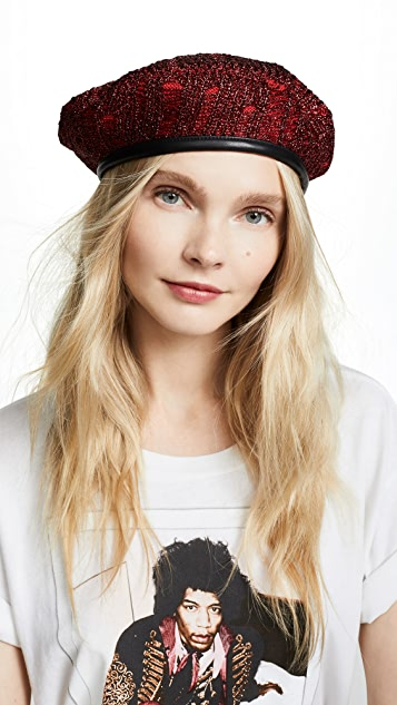 Eugenia Kim Cher Hat