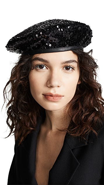 Eugenia Kim Cher Beret Hat