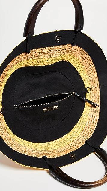 Eugenia Kim Объемная сумка с короткими ручками Belle