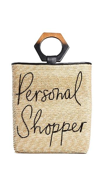 Eugenia Kim Объемная сумка-шоппер с короткими ручками Margaux