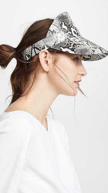 Eugenia Kim Genie Wyatt 鸭舌系带帽