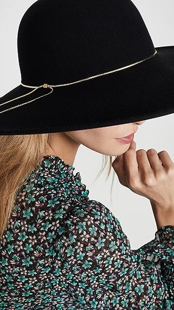Eugenia Kim Honey Round-Crown 帽子