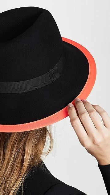 Eugenia Kim Alexa 帽子